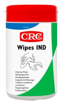CRC Wipes renseservietter Industri, 50 stk.