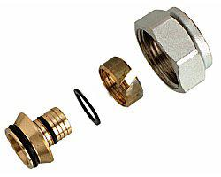 "Danfoss klemringsfittings til PEX plastrør G 3/4"" 20x2 mm"