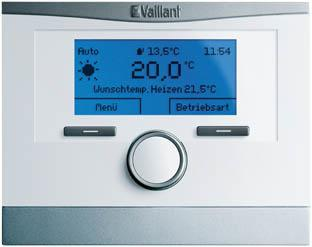 Vaillant MultiMATIC VRC 700/5 vejrkompensering
